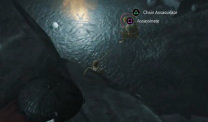 Chain Assassinate Enemies If Possible