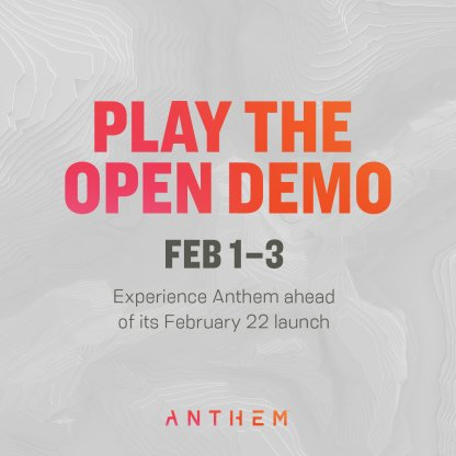 Anthem Latest News & Updates - Open Demo