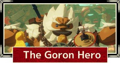 Daruk, The Goron Hero