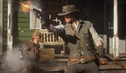 Red Dead Redemption 2 Companion Side Missions