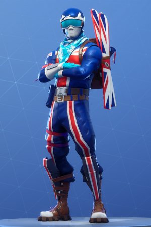 Skin Outfit ALPINE ACE