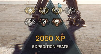Prioritize Completing Feats For Bonus XP