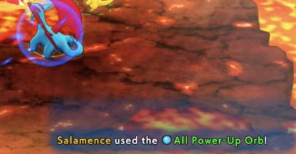 All Power-Up Orb