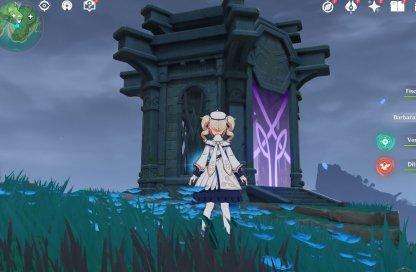 Unlock Shrines Of Depths In Inazuma