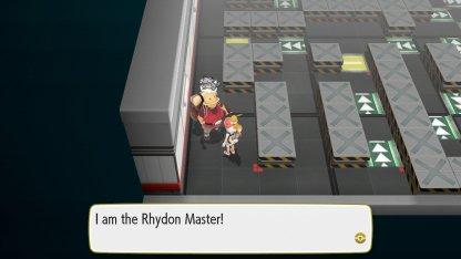 Rhydon Master Trainer