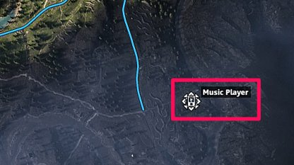 Where To Find 10 Music Players: Locations & Guide Location 4