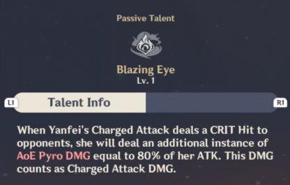 Blazing Eye