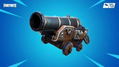 Fortnite Season 8 Pirate Cannon
