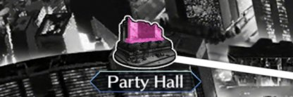 Party Hall map