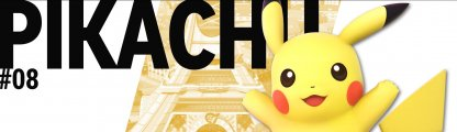 Super Smash Bros. Ultimate Pikachu