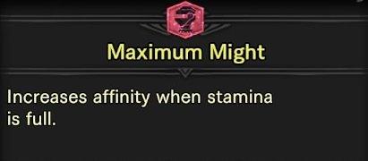 Maximum Might