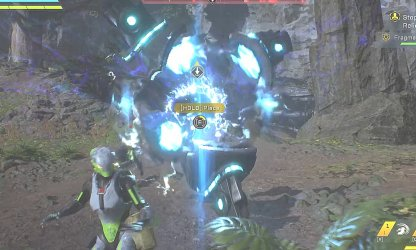Anthem Turn Fragments Into Device To Activate Relic