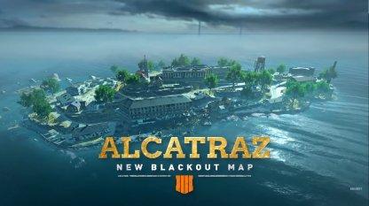 New Blackout Map: Alcatraz