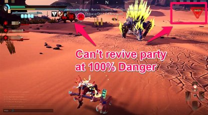 At 100% Danger, No Revives & Behemoths Hit Harder