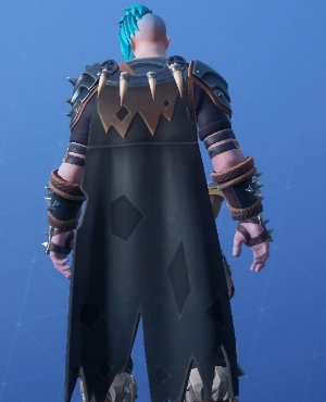 At What Stage Can The Back Bling FROZEN SHROUD be acquired?