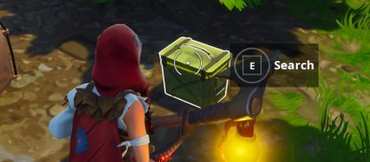 Fortnite Battle Royale Season 7 Week 6 Search An Ammo Box in Different Named Locations Challenge
