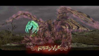 Dragon Zombie