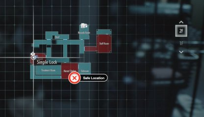 Nurses Station Safe Location