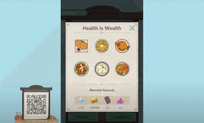 Create A Meal Set To Get Rewards