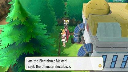 Electabuzz Master Trainer