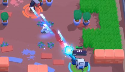 Shoots Lasers For Normal Attack