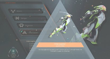 Anthem Choose Your First Javelin To Use