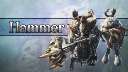 Hammer Iceborne Weapon Changes