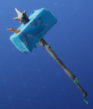 Pickaxe Skin ABOMINABLE AXE