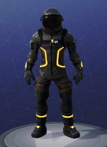 Skin Outfit DARK VOYAGER