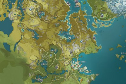 All Wheat Locations In Liyue