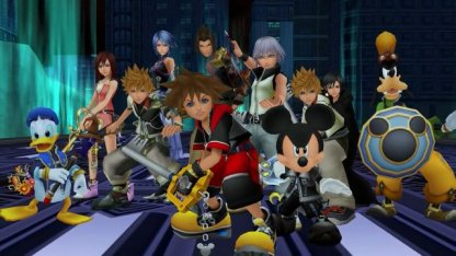 Kingdom Hearts 3 Story Walkthrough