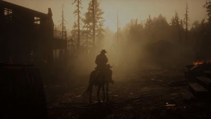 Red Dead Redemption 2 - Story & Settings