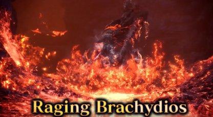 Raging Brachydios