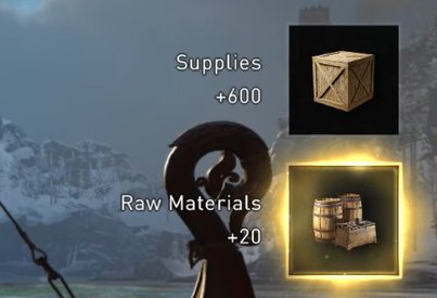 Extra 300 Supplies If You Take Resources