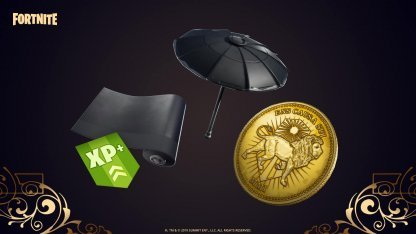 Get an Exclusive Umbrella & Other Rewards