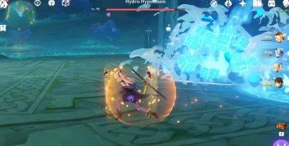 Slam Attack Has Ripples