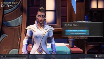 Dr. Priyani - Behemoth Expert