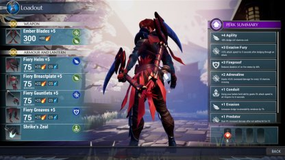 The Agile Embermane Set