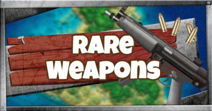 Rare Weapons List(★★★)