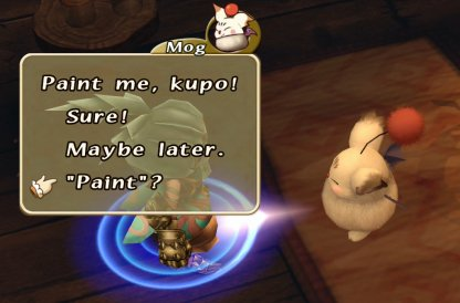 Can Be Groomed In Moogle House