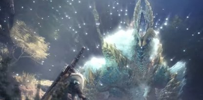 Lure Zinogre to an Area