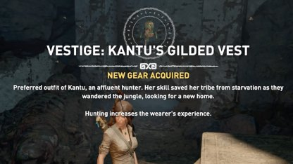 Shadow of the Tomb Raider Vestige Outfits