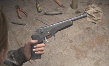 Hunting Pistol