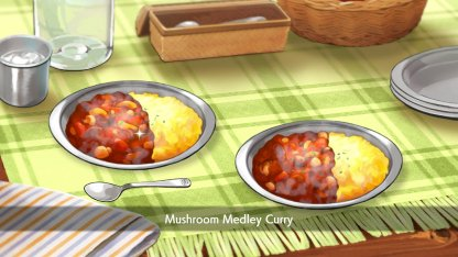 Mushroom Medley Curry