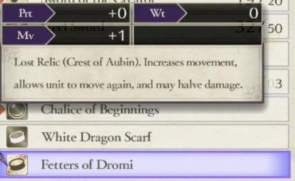 Fetters of Dromi