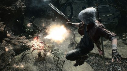 Devil May Cry 5 Dante Can Use Multiple Weapons
