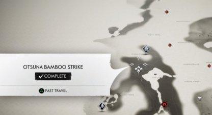 Otsuna Bamboo Strike