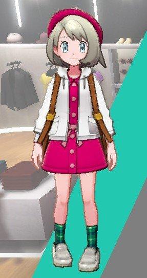 Knit Beret (Pink)