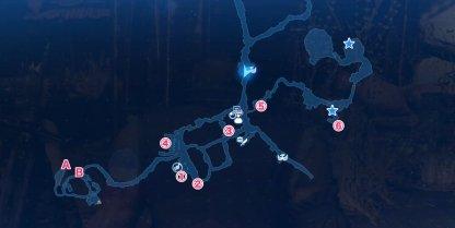 Sector 5 Slums Map