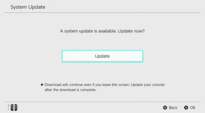 Automatic Update via Pop Up Prompt